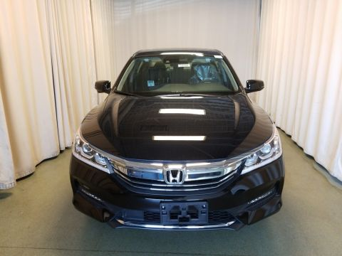 New Honda Accord Sedan EX
