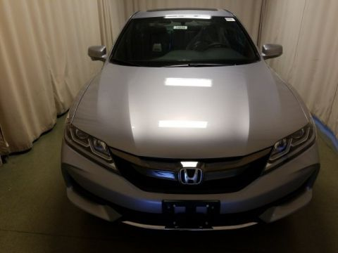 New Honda Accord Coupe EX